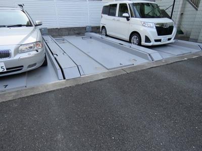 【駐車場】サニーコート・ロワジール