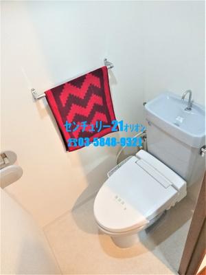 【トイレ】池袋 エス・エフ・コート