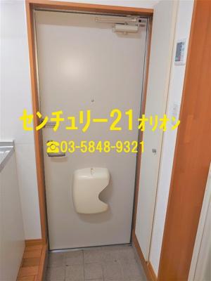 【玄関】スターコート