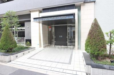 【エントランス】エスリード新大阪ノース