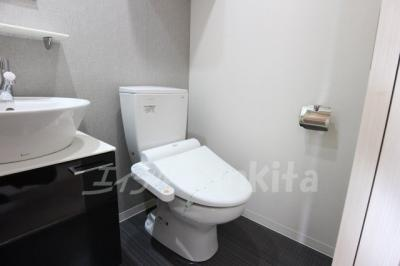 【トイレ】エスリード新大阪ノース