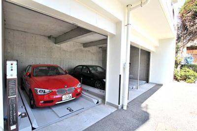 【駐車場】トレビアンコート