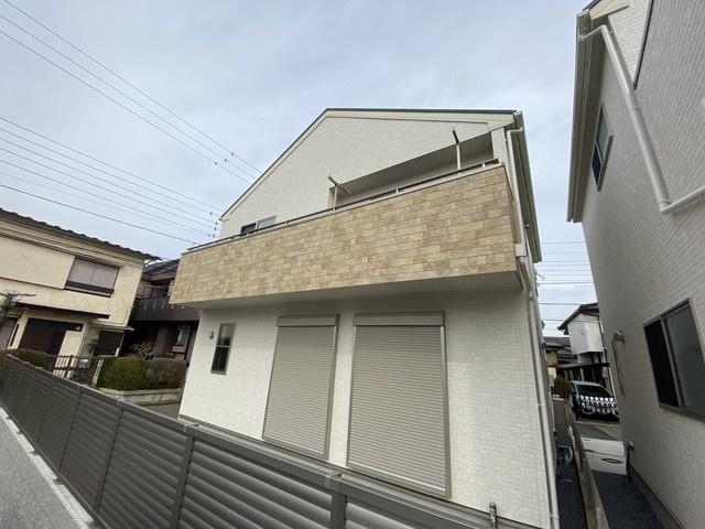 新京成線「滝不動」駅徒歩11分の全2棟の新築一戸建てです。