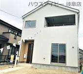 岐南町薬師寺 新築戸建て インナーバルコニー♪の画像