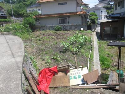 【外観】吉和町 売土地