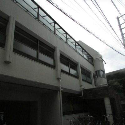 【外観】モンシャトー北新宿