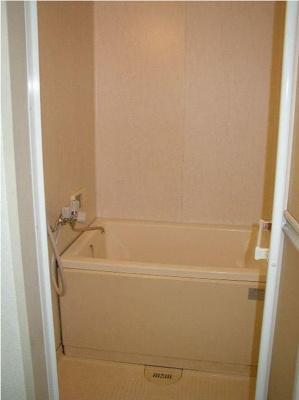 【浴室】グレース下永谷A棟