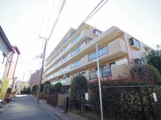 平成7年3月築、総戸数41戸、専用駐車場付き