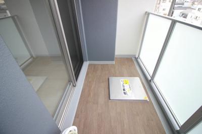 【バルコニー】エグゼ阿倍野Ⅱ