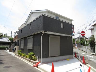 【外観】池田市鉢塚2丁目 新築戸建 E号地