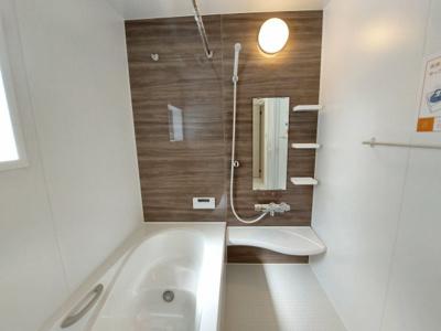 【浴室】名古屋市緑区小坂2丁目513【仲介手数料無料】新築一戸建て 3号棟