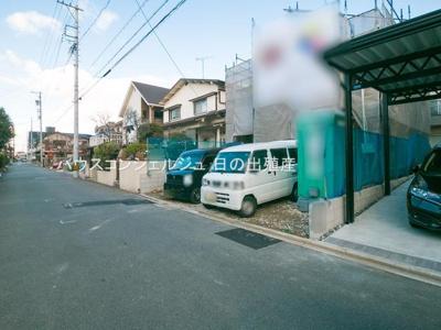 【前面道路含む現地写真】名古屋市港区高木町2丁目【仲介手数料無料】全1棟