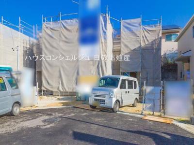 【外観】日進市藤塚7丁目176-7【仲介手数料無料】新築一戸建て 2号棟