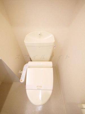 【トイレ】ラマージュⅤ(らまーじゅ5)