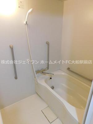 【浴室】ヴィラージュ横浜