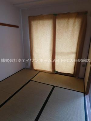 【寝室】ヴィラージュ横浜