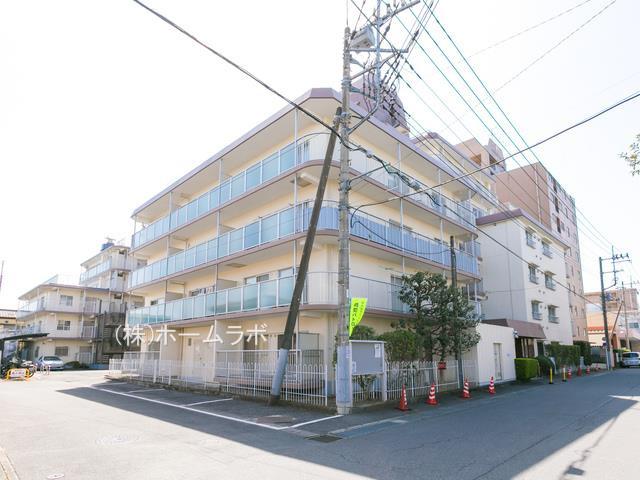 鶴ヶ島駅徒歩4分の好立地です!