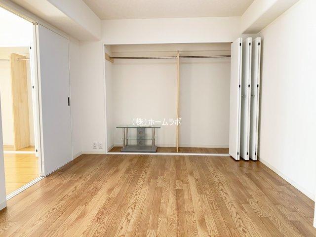 リビングダイニングです!収クローゼット納もたっぷり広さありますのでお部屋をスッキリ使えますね!