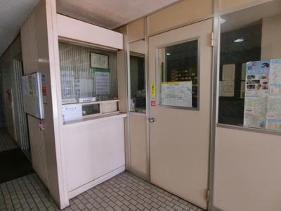 【受付】メゾンドール高田馬場