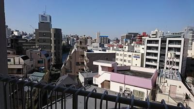 【展望】メゾンドール高田馬場
