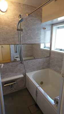 【浴室】メゾンドール高田馬場