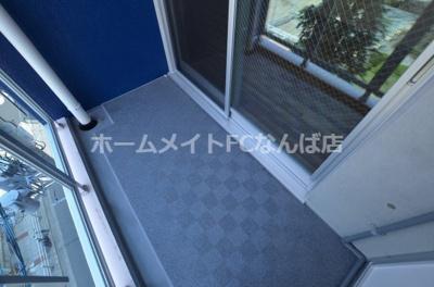 【バルコニー】HomeBuilder SHIKITSU