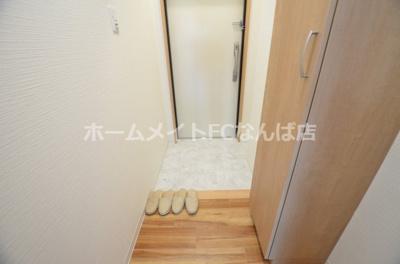 【玄関】HomeBuilder SHIKITSU