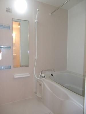 【浴室】クレール聖徳A