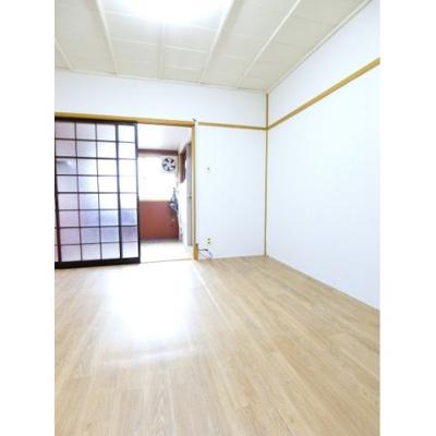 【洋室】京都市山科区川田菱尾田