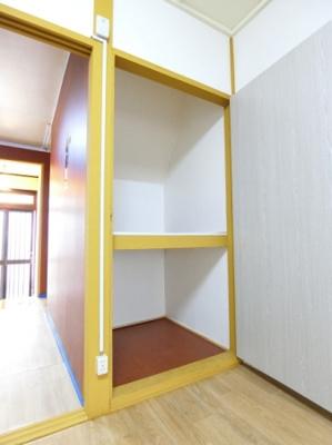 【収納】京都市山科区川田菱尾田