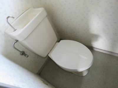【トイレ】スカイハイツ初雁
