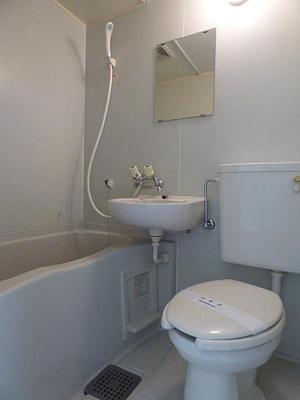 【浴室】プチ・トマト号室