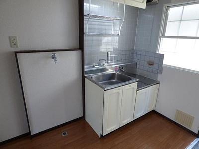 【キッチン】プチ・トマト号室