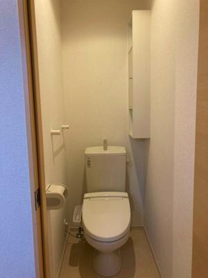 【トイレ】ウィステリアⅡ