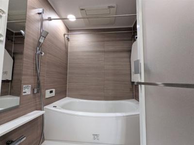 【浴室】クレヴィア京都山科