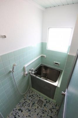 【浴室】グリーンマンション