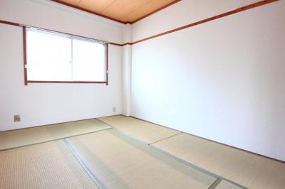 【寝室】グリーンマンション