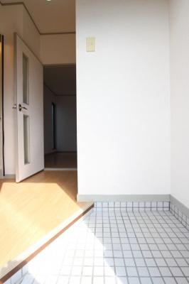 【玄関】リッツハイツ星陵台