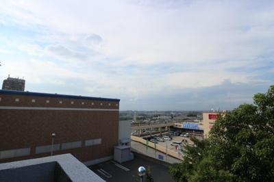 【展望】リッツハイツ星陵台