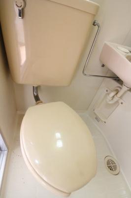 【トイレ】リッツハイツ星陵台
