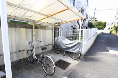 【駐車場】カーサパラマウント