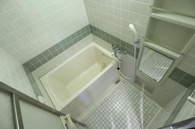 【浴室】カーサパラマウント