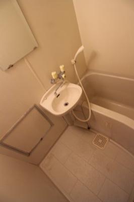 【浴室】シティーコア西舞子