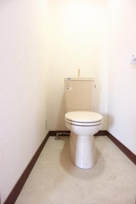 【トイレ】森マンション