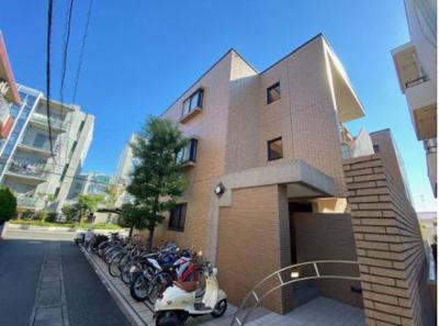 【外観】プリム新城