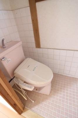 【トイレ】城が山1丁目貸家