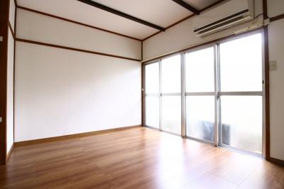 【寝室】富士マンション
