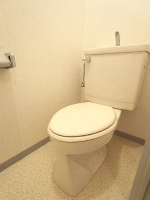 【トイレ】リッツ舞子坂