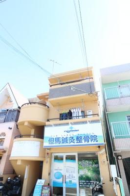 【外観】ハイツサンクール