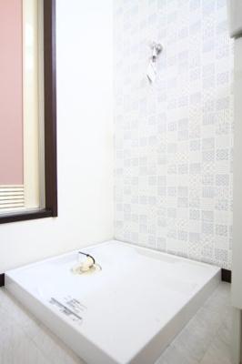 【洗面所】第2清住ハイツ